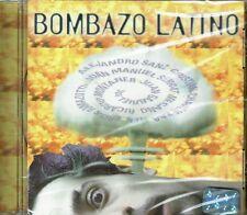 Bombazo Latino alejandro Sanz Christian y Otros Mas     BRAND  NEW SEALED  CD