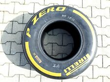 Pirelli dry soft tyre, race used 2013, Toro Rosso, from real F1 car