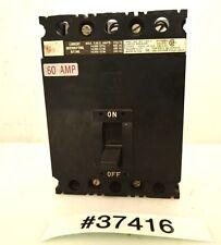 Square D Molded Case Circuit Breaker Fal-36060 (Inv.37416)
