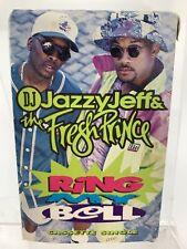 DJ Jazzy Jeff & Fresh Prince Ring My Bell (Cassette Single)