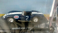 FANGIO COLLECTION - MASERATI 450S (1958) Diecast 1:43 La Nacion ARGENTINA