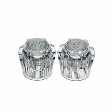 Danco Clear Acrylic Kitchen, Lav, Tub/Shower Handles for Phoenix Faucets #88170