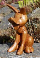 Kleiner lustiger Hund Holz Tier Bauernhof Figur Dog Kinder Spielzeug KTier51