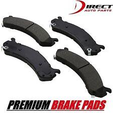 BRAKE PADS Complete Set Front Disc Brake Pad - Semi-Metallic Pad, Front