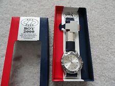 New - Boy 2000 Quartz Men's Water Resistant Watch