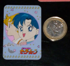 SAILOR MOON MINI CARD CARDDASS CARTE N° 7 BANDAI MADE IN JAPAN 1993 NM REGULAR