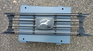 Original Triumph Stag Front Grille with Badge