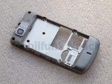 Original Nokia 6600i Slide D - Cover | Mittelcover | Antenne Silber Silver NEU