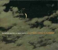 Coheed and Cambria in Keeping Secrets of Silent Earth 3 CD Europe Columbia