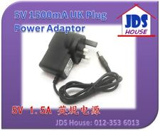5V 1.5A UK Plug Adapter AC Wall Charger Power Supply Charging Adaptor
