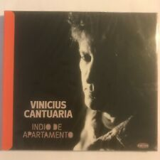 Vinicius cantuaria indio de apartamento cd 10 titres neuf sous blister
