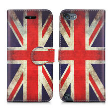 FOR APPLE IPOD  & TOUCH 6 6TH GENERATION VERSION LEATHER WALLET PHONE CASE COVER