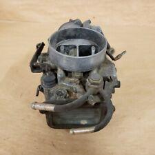 Nissan Datsun Original Nikki Carb Carburetor OEM