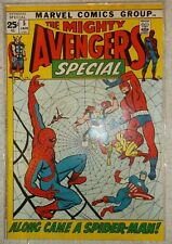 the mighty avengers special 5 high grade 9.2 condition