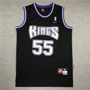 NWT Jason Williams #55 NBA Sacramento Kings Swingman Throwback Jersey Man