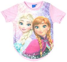 T-shirt rose Disney pour fille de 2 à 16 ans