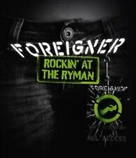 FOREIGNER ROCKIN' AT THE RYMAN DVD ALL REGIONS NTSC NEW