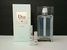 Christian Dior Homme Cologne For Men Glass Sample Spray 2ML/5ML 100% Authentic!