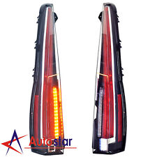 LED Tail Lights Brake Rear Lamp Cadillac Escalade Style For 2015-2017 GMC Yukon