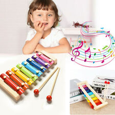 Colorful Beetle Xylophone Toys Musical Tap Instrument Educational Toys UK