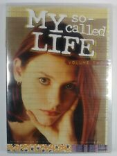 My So-Called Life - Vol 2 Brand New Factory Sealed Dvd - Jared Leto Claire Danes