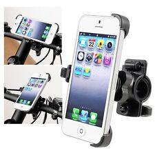 Schwarze Fahrrad Handy Halterung für Apple iPhone 5  GY
