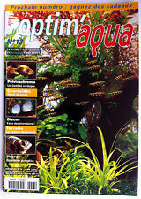 Optim'aqua Magazine n°13 - Discus/ La passion des tortues/ Characidés/ Guyanne