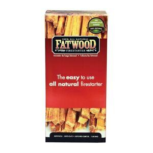 Fatwood All Natural Firestarters