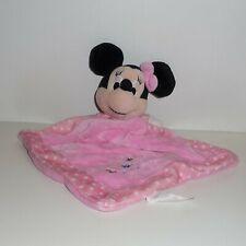 Doudou Souris Disney - Minnie- Rose