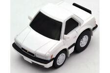 Tomytec Choro Q zero Z-40a Nissan Leopard early model White Pullback Car