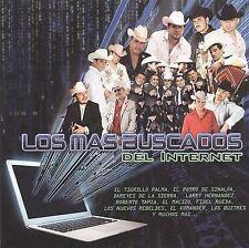 El tigrillo Palma,El Potro de Sinaloa,dareyes de La Sierra,El Komander CD New