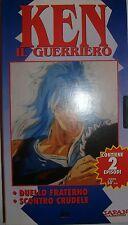 VHS - HOBBY & WORK/ KEN IL GUERRIERO - VOLUME 16 - EPISODI 2