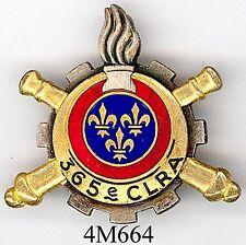 2594 - MATERIEL - 365e C.L.R.A