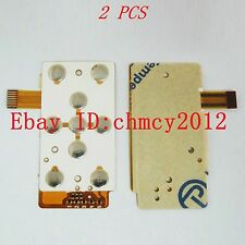 2PCS Keypad Keyboard Key Button Flex Cable Ribbon Board for Nikon Coolpix S3000