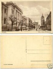 Adama Mickiewicza Street in Wilna, Lithuania, 1910s