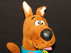 SCOOBY DOO CARTOON APPLAUSE HAMBURGER PUPPY DOG PLUSH STUFFED ANIMAL TOY