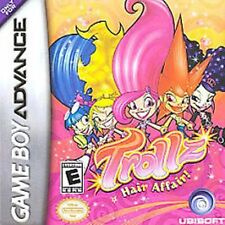 Trollz Hair Affair Game Boy Advance GBA & DS Game >Brand New - In Stock<