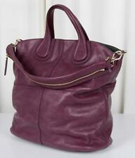 GIVENCHY $2K NIGHTINGALE Medium Leather Shoulder Tote Shopper Handbag NEW NWT