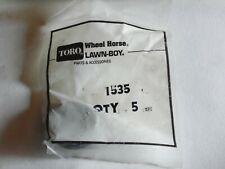 Toro Wheel Horse Lawn Boy #1535 Thrust Washer Lot of 5