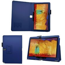 SAMRICK Executive Étui portefeuille en cuir pour Samsung Galaxy Note 10.1 ver. 2