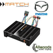 Match Amp & harness Package PP62DSP + FREE PP-AC Harness Cable Mazda CX5