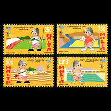 Malta 2003 - Games of the Small States of Europe Sports - Sc 1125/8 MNH