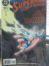 SUPERMAN. THE MAN OF TOMORROW #12. WINTER 1998. V/FINE CONDITION