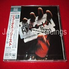 JUDAS PRIEST - BRITISH STEEL - JAPAN BLU-SPEC 2 - CD