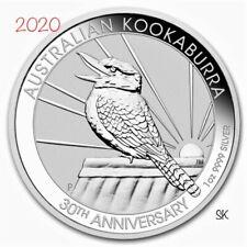 2020 Kookaburra 1 oz Silver Coin