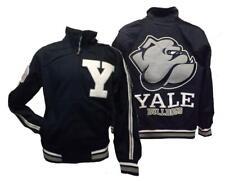 New Yale Bulldogs Mens S-M-L-XL Stall & Dean Dark Blue Jacket $115