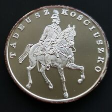 More details for 100000 zloty 1990 from poland. tadeusz kościuszko. rare, only 10k were minted.