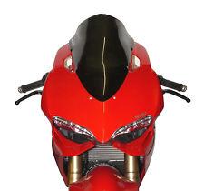 D151/DS FABBRI Cupolino DOUBLE BUBBLE Fumé Scuro per Ducati 1199 PANIGALE R 2012