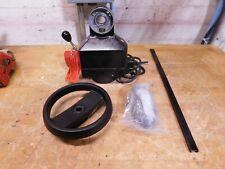 Servo Milling Machine Power Knee Feed 280-140