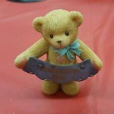 Vintage Millennium Cherished Teddy